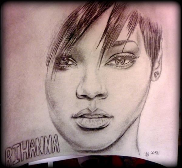 Rihanna by MelRose